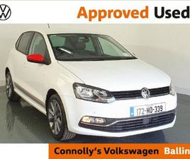VOLKSWAGEN POLO BEATS TOP SPEC 1.0 75HP M5F 5DR FOR SALE IN MAYO FOR €15,945 ON DONEDEAL