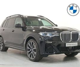 BMW X7 XDRIVE40I M SPORT FOR SALE IN DUBLIN FOR €140,950 ON DONEDEAL