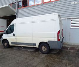PEUGEOT BOXER L2H1 PHASE III