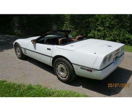 1989 CORVETTE CLASSIC FOR SALE OR TRADE   CLASSIC CARS   PETERBOROUGH   KIJIJI