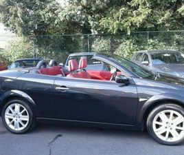 2005 RENAULT MEGANE 1.6 CONVERTABLE. NEW N.C.T. FOR SALE IN KILDARE FOR €1,950 ON DONEDEAL