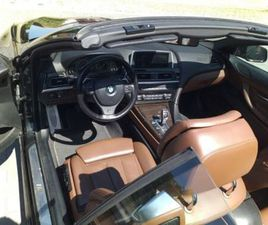 BMW 640D CABRIO