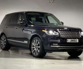 5.0 V8 SUPERCHARGED AUTOBIOGRAPHY 4DR AUTO