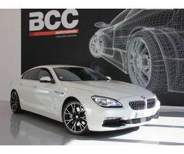 BMW 640 GRAN COUPÉ D INDIVIDUAL NAC