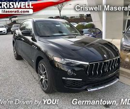 BRAND NEW 2021 MASERATI LEVANTE S GRANLUSSO FOR SALE IN GERMANTOWN, MD 20874. VIN IS ZN661