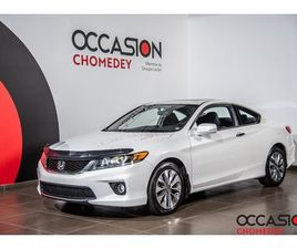 ACCORD COUPE EX+SIEGES CHAUFFANTS+TOIT OUVRANT+CAM/RECUL