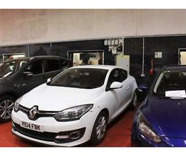 2014 RENAULT MEGANE DYNAMIQUE TOMTOM ENERGY DCI S/S COUPE DIESEL MANUAL