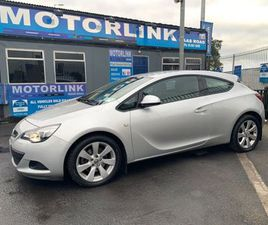 2012 OPEL ASTRA GTC COUPE 1.7 CDTI MANUAL FOR SALE IN DUBLIN FOR €8,950 ON DONEDEAL
