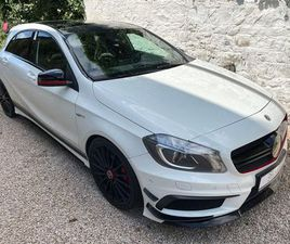 151 MERCEDES BENZ A45 AMG LHD EDITION 1 FOR SALE IN DUBLIN FOR €34,950 ON DONEDEAL