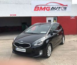 2014 KIA CERENS TOP SPEC 7 SEATER DIESEL FOR SALE IN DONEGAL FOR €12,990 ON DONEDEAL