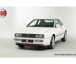 VW CORRADO VR6 2.9 V6 MANUAL 1995 /// 32K MILES!