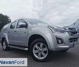 ISUZU D-MAX 1.9 UTAH FOR SALE IN MEATH FOR €27,950 ON DONEDEAL