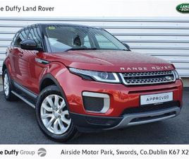 LAND ROVER RANGE ROVER EVOQUE 2.0 ED4 SE FOR SALE IN DUBLIN FOR €39,900 ON DONEDEAL