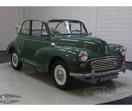 MORRIS MINOR 1000 CABRIOLET - 1962