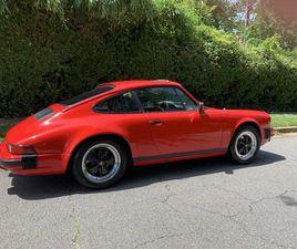 1983 PORSCHE 911 COUPE