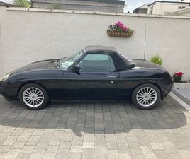 FIAT BARCHETTA FOR SALE IN CORK FOR €5,995 ON DONEDEAL
