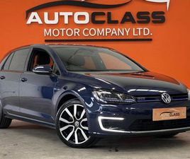 VOLKSWAGEN GOLF GTE 1.4 TSI 204 PS 6-SPEED DSG 26 FOR SALE IN DUBLIN FOR €19,950 ON DONEDE