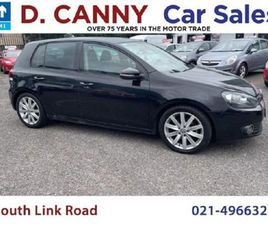 VOLKSWAGEN GOLF GT TDI 2.0 140 PS FOR SALE IN CORK FOR €7,950 ON DONEDEAL