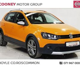 VOLKSWAGEN POLO CROSS POLO DSL FOR SALE IN ROSCOMMON FOR €8,950 ON DONEDEAL