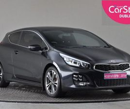 KIA PRO CEED PRO 1.6 GT LINE 3DR FOR SALE IN DUBLIN FOR €13,890 ON DONEDEAL