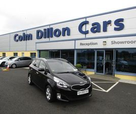 2016 KIA CARENS 1.7L DIESEL FROM COLM DILLON CARS - CARSIRELAND.IE