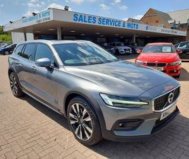 VOLVO V60 CROSS COUNTRY 2.0 D4 CROSS COUNTRY 5DR DIESEL AUTO AWD (S/S) (190 PS)