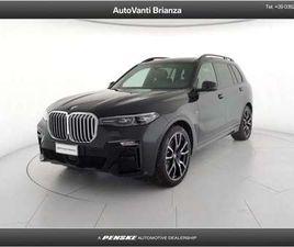 BMW X7 (G07) XDRIVE30D MSPORT