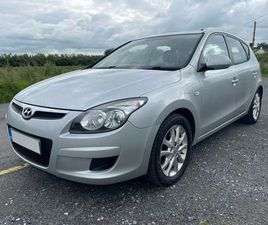2010 HYUNDAI I30 COMFORT FOR SALE IN LIMERICK FOR €4,950 ON DONEDEAL