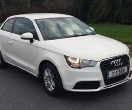 AUDI A1 TSFI 1.2 HATCHBACK PETROL MANUAL (86BHP) FOR SALE IN CLARE FOR €8,500 ON DONEDEAL