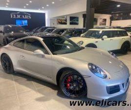 PORSCHE 911 3.0 CARRERA GTS COUPÉ - AUTO USATE - QUATTRORUOTE.IT - AUTO USATE - QUATTRORUO