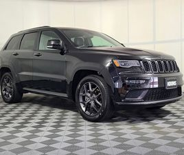 2019 JEEP GRAND CHEROKEE LIMITED EDITION X