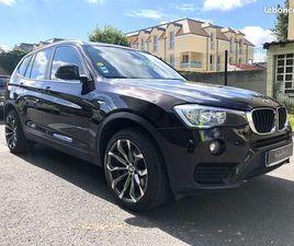 BMW X3 F25 LCI SDRIVE18D 150CH EXECUTIVE