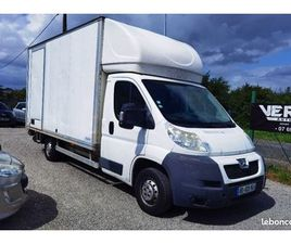 PEUGEOT BOXER CHASSIS CABINE 2.2 HDI 120 CONFORT