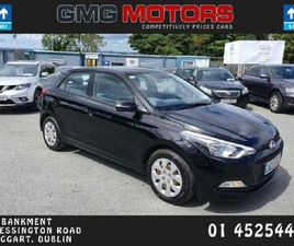 HYUNDAI I20 1.1 DIESEL CLASSIC 5DR NCT 11/23 FOR SALE IN DUBLIN FOR €9,999 ON DONEDEAL