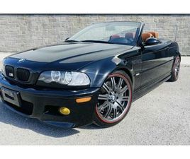 2005 BMW M3 E46 CONVERTIBLE SMG   CARS & TRUCKS   OAKVILLE / HALTON REGION   KIJIJI
