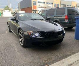 BMW M6 2007 V10 6 SPEED MANUAL !!! | CARS & TRUCKS | LAVAL / NORTH SHORE | KIJIJI