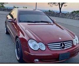MERCEDES CLK320 | CARS & TRUCKS | MISSISSAUGA / PEEL REGION | KIJIJI