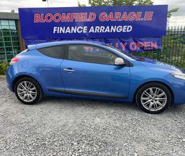 RENAULT MEGANE GT LINE DCI // LOW MILEAGE FOR SALE IN DUBLIN FOR €6,950 ON DONEDEAL
