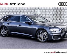 AUDI A6 AVANT 2.0TDI 204BHP S-LINE S-TRONIC - AVA FOR SALE IN WESTMEATH FOR €68,939 ON DON