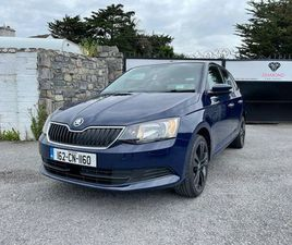 162 SKODA FABIA ESTATE, NEW NCT FOR SALE IN DUBLIN FOR €10,250 ON DONEDEAL