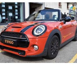 CABRIOLET 2.0 192 FINITION RED HOT CHILI BVA