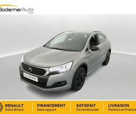 DS4 CROSSBACK BLUEHDI 120 S&S BVM6 BE CHIC