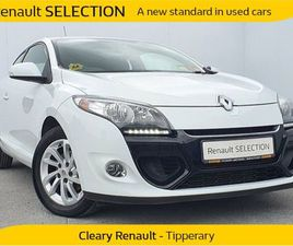 RENAULT MEGANE COUPE DYNAMIQUE 1.5 DCI FOR SALE IN TIPPERARY FOR €7,250 ON DONEDEAL