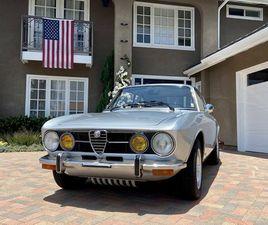 1971 ALFA ROMEO GTV 1750 2DR COUP