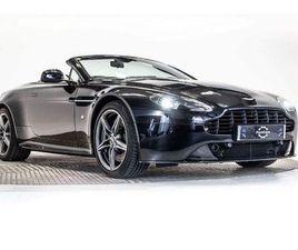 ASTON MARTIN VANTAGE 4.7 V8 S ROADSTER SPORTSHIFT 2DR (EU6)