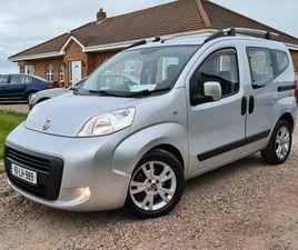 FIAT QUBO, 2015, HIGH SPEC FOR SALE IN LOUTH FOR €8,500 ON DONEDEAL