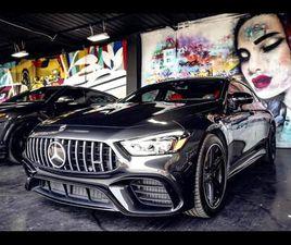 2019 MERCEDES-BENZ AMG GT 63 S 4MATIC