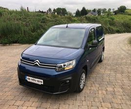 CITROEN BERLINGO NEW MODEL FOR SALE IN MONAGHAN FOR €0 ON DONEDEAL