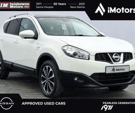 NISSAN QASHQAI N-TEC 1.5 DCI FOR SALE IN DONEGAL FOR €11,500 ON DONEDEAL