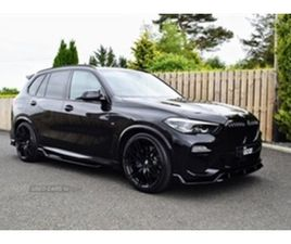 USED 2019 BMW X5 XDRIVE30D M SPORT ESTATE 13,000 MILES IN BLACK FOR SALE | CARSITE